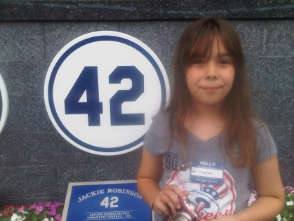 Haley and 42 Yankees 2