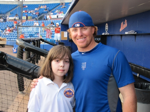 Haley Smilow & Justin Turner