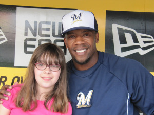 Haley Smilow interviews Rickie Weeks