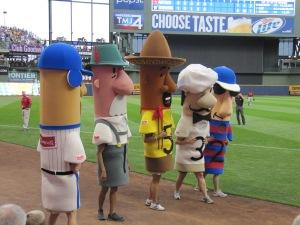 Sausage Race 4